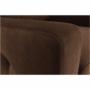 Kép 24/28 - MEDLIN Fotel,  barna / wenge