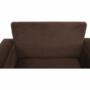 Kép 28/28 - MEDLIN Fotel,  barna / wenge