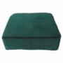 Kép 9/27 - MEDLIN Fotel,  smaragd / dió