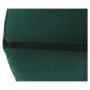 Kép 10/27 - MEDLIN Fotel,  smaragd / dió