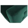 Kép 25/27 - MEDLIN Fotel,  smaragd / dió