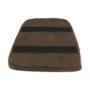 Kép 3/17 - ZERON fotel,  szövet velvet arany-barna/tölgy