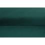 Kép 4/10 - ALIMA Puff,  smaragd Velvet anyag
