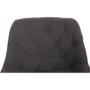 Kép 11/18 - FEDRIS Dizájnos fotel,  szürke anyag