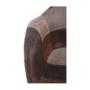 Kép 10/17 - TERST Dizájnos fotel,  patchwork/bükk
