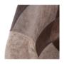 Kép 14/17 - TERST Dizájnos fotel,  patchwork/bükk