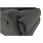 Kép 12/35 - LAMBERT Masszázs állítható pihenőfotel,  szürke bársony anyag