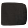 Kép 10/23 - TENAL Dizájnos fotel,   szürkésbarna TAUPE Velvet anyag