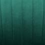 Kép 12/20 - TARAM Hintaszék,  zöld Velvet anyag