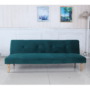 Kép 6/18 - ALIDA kanapé széthúzhatós, smaragd/tölgy