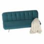 Kép 7/22 - RODANA széthúzhatós kanapé,  petróleum/arany