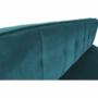Kép 13/22 - RODANA széthúzhatós kanapé,  petróleum/arany