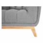 Kép 10/14 - EVARIST Fotel,  szürke/tölgy fa