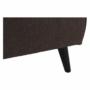 Kép 5/23 - NIELIS Ülőgarnitúra,  barna/fekete