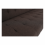 Kép 6/23 - NIELIS Ülőgarnitúra,  barna/fekete