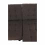 Kép 7/23 - NIELIS Ülőgarnitúra,  barna/fekete