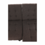 Kép 10/23 - NIELIS Ülőgarnitúra,  barna/fekete