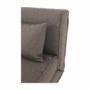 Kép 13/20 - FARIDO Fotel ágyfunkcióval,  szürkésbarna Taupe/tölgy