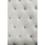 Kép 16/23 - GREGOR Bluetoothos relax fotel,  világosszürke/sötét dió