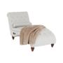 Kép 19/23 - GREGOR Bluetoothos relax fotel,  világosszürke/sötét dió
