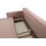 Kép 14/19 - DOREL Kanapé ágyfunkcióval,  rózsaszín