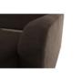 Kép 16/17 - PORTORIKO Kanapé ágyfunkcióval,  csokibarna