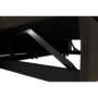 Kép 21/24 - ZAMBA Széthúzhatós kanapé,  barna Velvet anyag