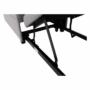 Kép 20/21 - OKSIN fotel ágyfunkcióval,  világosszürke anyag