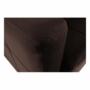 Kép 14/26 - PECHRO Fotel ágyfunkcióval,  csokibarna Velvet anyag