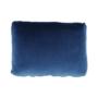 Kép 4/28 - PECHRO Fotel ágyfunkcióval,  királykék Velvet anyag