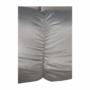 Kép 17/26 - IGRIM Fotel ágyfunkcióval,  világosszürke Velvet anyag