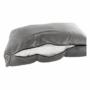 Kép 20/26 - IGRIM Fotel ágyfunkcióval,  világosszürke Velvet anyag
