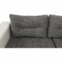 Kép 24/27 - STILA Univerzális ülőgarnitúra,  fehér/szürkésbarna