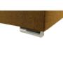 Kép 16/18 - ZACA Széthúzhatós kanapé,  mustár/bézs