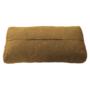 Kép 17/18 - ZACA Széthúzhatós kanapé,  mustár/bézs