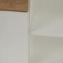 Kép 16/18 - KEVIN Nappali sor,  fehér/tölgy artisan