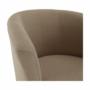 Kép 12/18 - CUBA Fotel,  bézs anyag