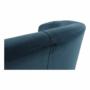 Kép 12/16 - CUBA Fotel,  kék anyag
