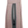 Kép 5/27 - FADOR Füles fotel,  rózsaszín/bükk