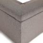 Kép 3/23 - SEGORIA Ülőgarnitúra - szürkésbarna Taupe,  jobbos kivitelezés [ROH U]