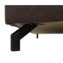 Kép 6/23 - SWION Ülőgarnitúra - barna,  balos kivitel