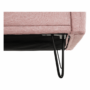 Kép 8/20 - PULSA Kanapé ágyfunkcióval,  rózsaszín