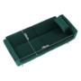 Kép 14/25 - FASTA Kanapé ágyfunkcióval,  smaragd Velvet anyag