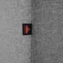 Kép 21/27 - BELLIS Ülőgarnitúra - szürke/mustár,  balos kivitel [U]