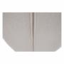 Kép 22/22 - GERON Hintaszék,  zöld-fehér patchwork/fehér/bükk
