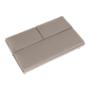 Kép 15/25 - BUFALA kanapé ágyfunkcióval,  szuükésbarna velvet anyag