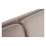 Kép 24/25 - BUFALA kanapé ágyfunkcióval,  szuükésbarna velvet anyag