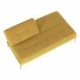 Kép 7/27 - KENZA Kanapé ágyfunkcióval,  mustár színű