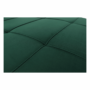 Kép 13/21 - REMAN Fotel ágyfunkcióval,  smaragd/króm