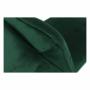 Kép 14/21 - REMAN Fotel ágyfunkcióval,  smaragd/króm